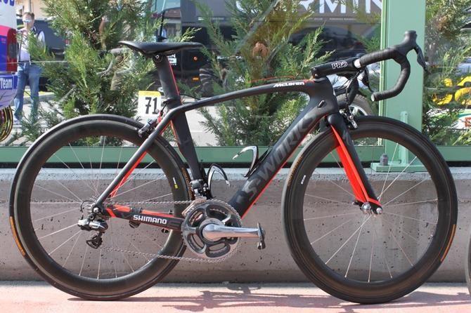 Pro Bike Mark Cavendish S Htc Specialized Mclaren Venge Pro