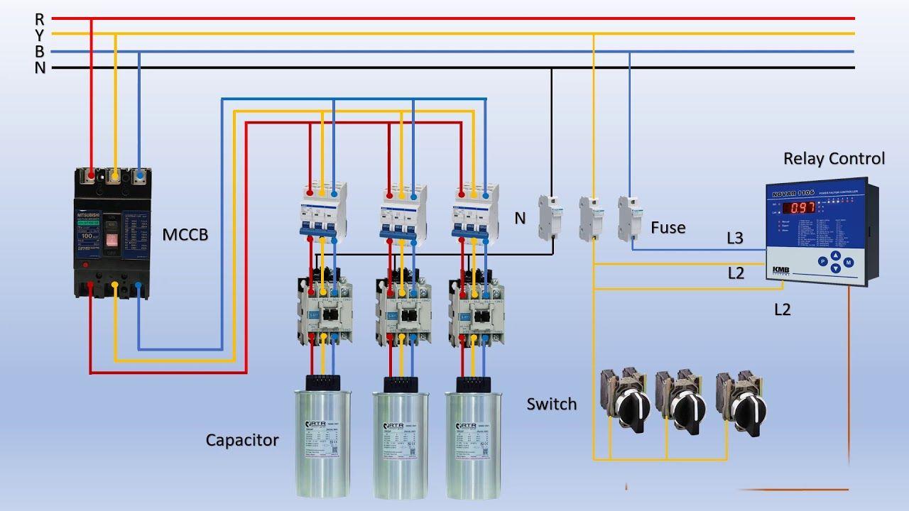 Power Factor Improvement Methods 3 Phase Pfi System Pfi Pfi Panels Panel Systems Inductors Power