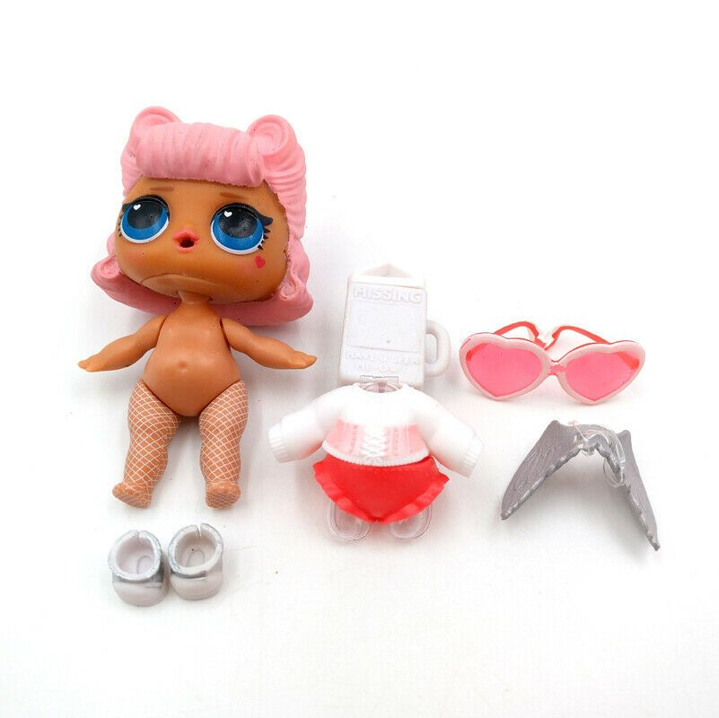 LOL Surprise Dolls Big Sister Series 3-007 DUSK Gift Confetti Pop Color Change