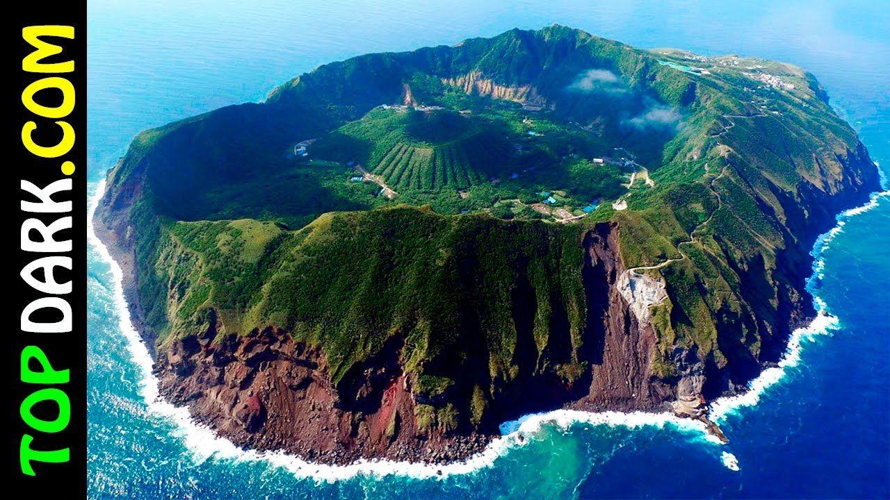 20 Ilhas Mais Estranhas E Misteriosas Do Mundo Ilha Estranho Mundo