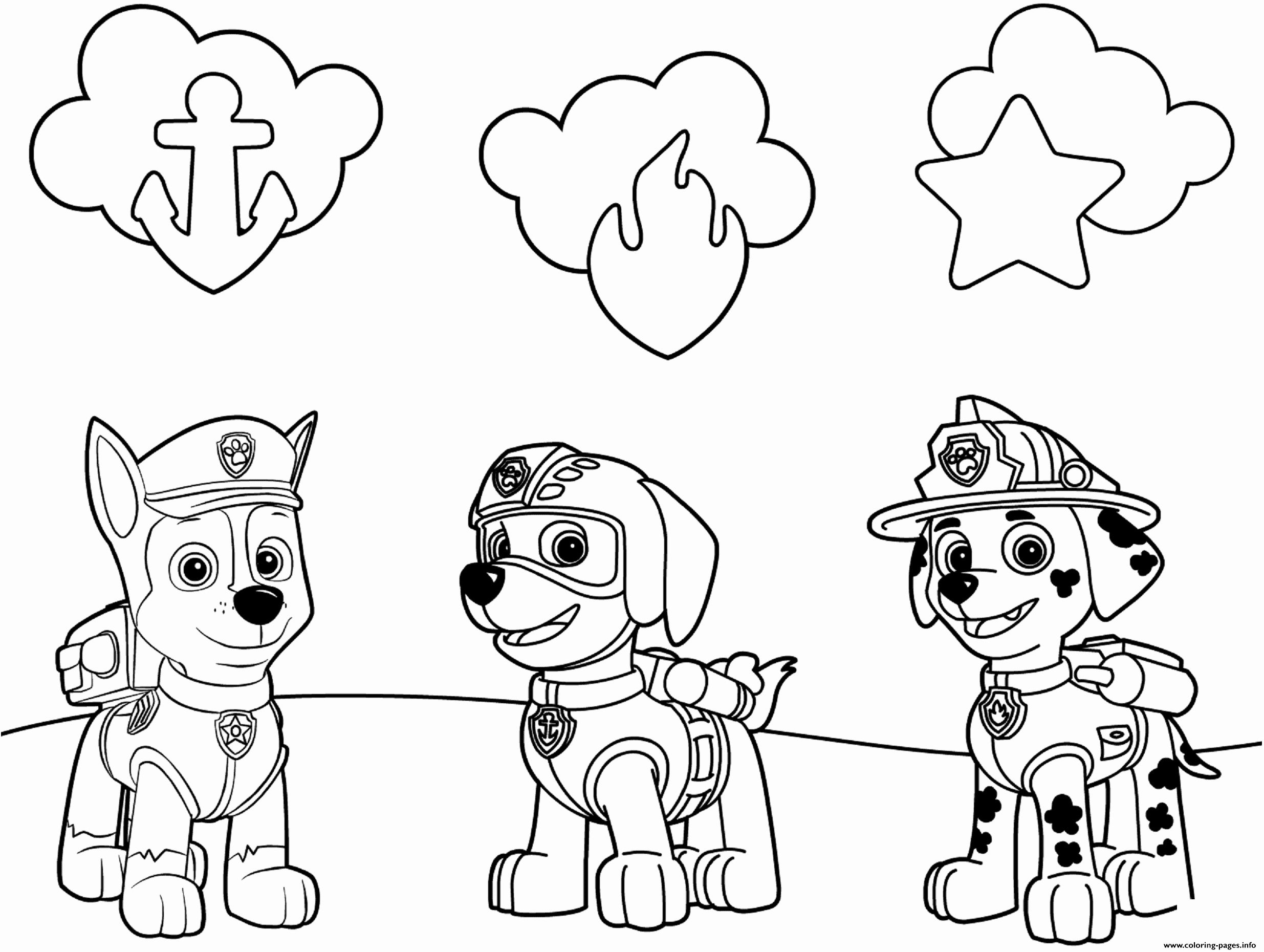Paw Patrol Marshall Coloring Page New Free Paw Patrol Coloring Pages Happiness Is Homemade Insignia De Paw Patrol Libro De Colores Marshall Patrulla Canina