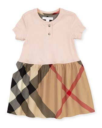 38a31b74a7c8 Burberry Baby Dress   Burberry for Baby Girls