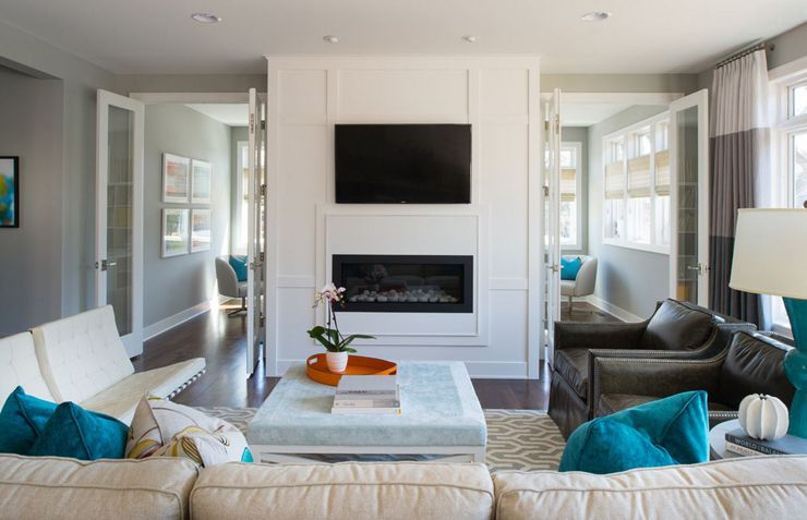Belle maison au design intérieur éclectique à Minneapolis – États ...