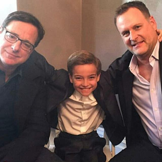 Bob Saget Elias Harger Dave Coulier With Images Fuller
