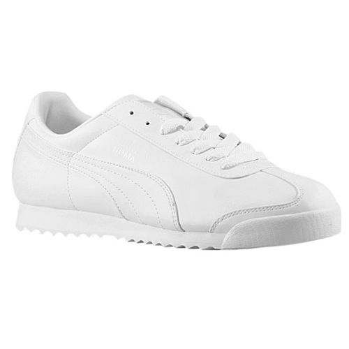 #PUMAwhite #white #sneakers · White SneakersWhite ShoesWhite WhiteClothing MenStyleSearchingPumasKicks