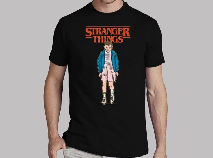 Stranger Things | Camisetas, Camisetas originales, Disenos ...