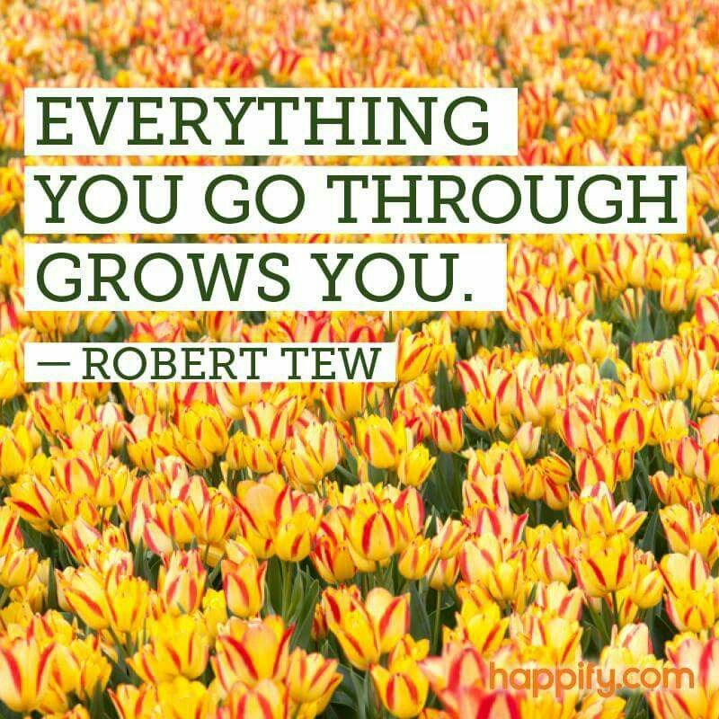 Grows u