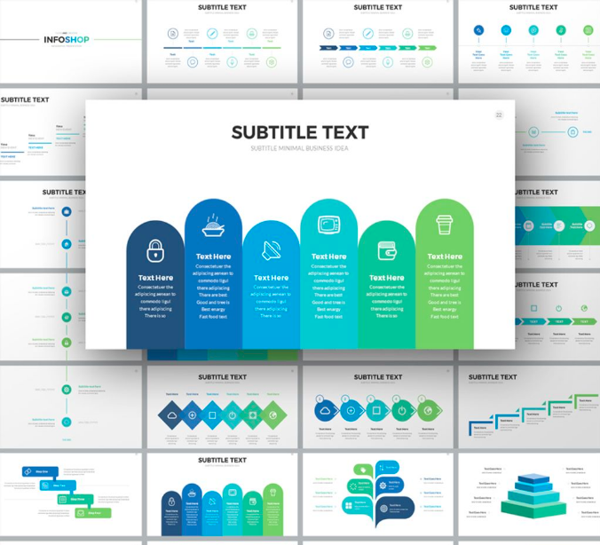 014 Business Proposal Powerpoint Template