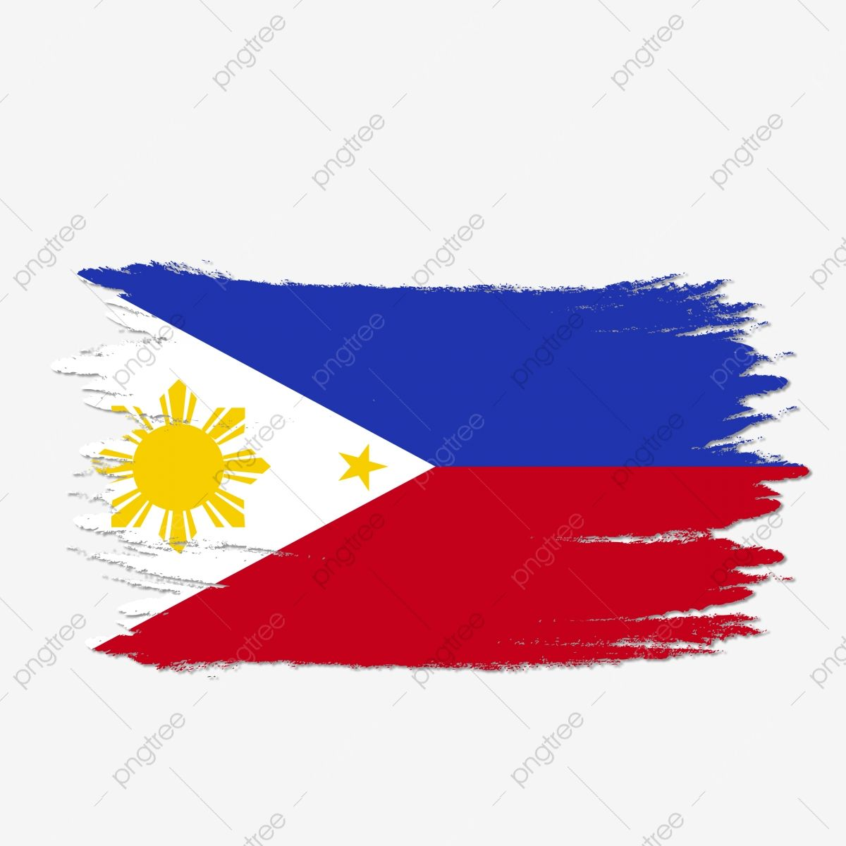 Philippines Flag Transparent Watercolor Painted Brush Art Clipart Philippines Philippines Flag Png Transpar In 2021 Philippine Flag Art Clipart Watercolour Painting