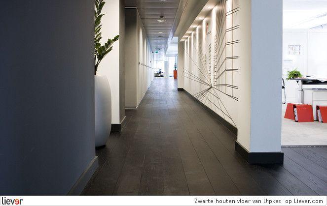 Slaapkamer Zwarte Vloer : Uipkes vloeren zwarte houten vloer uipkes vloeren vloeren