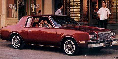 1980 buick regal sport coupe. actually was my wife's but i pulled
