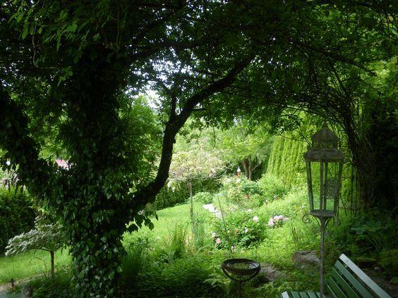 Romantische Gärten | Romantischer Garten.jpg 3.648×2.736 Pixel ... Ein Romantischer Garten