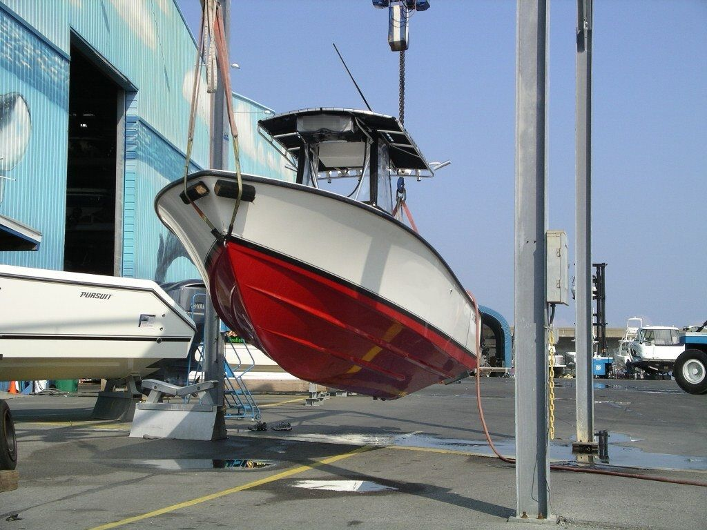 Any more tricks to boat bottom painting are