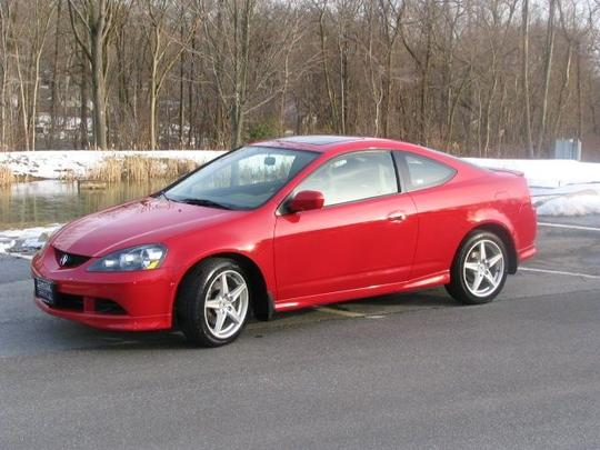OFFICIAL WORKSHOP Manual Service Repair Acura RSX 2002-2006 ...