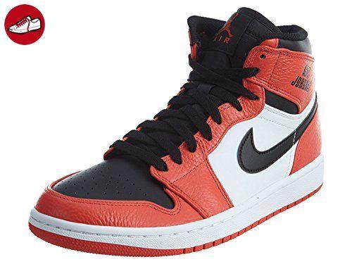 332550 800|Nike Air Jordan I Retro High Sneaker Orange|44,5 - Nike schuhe (*Partner-Link)