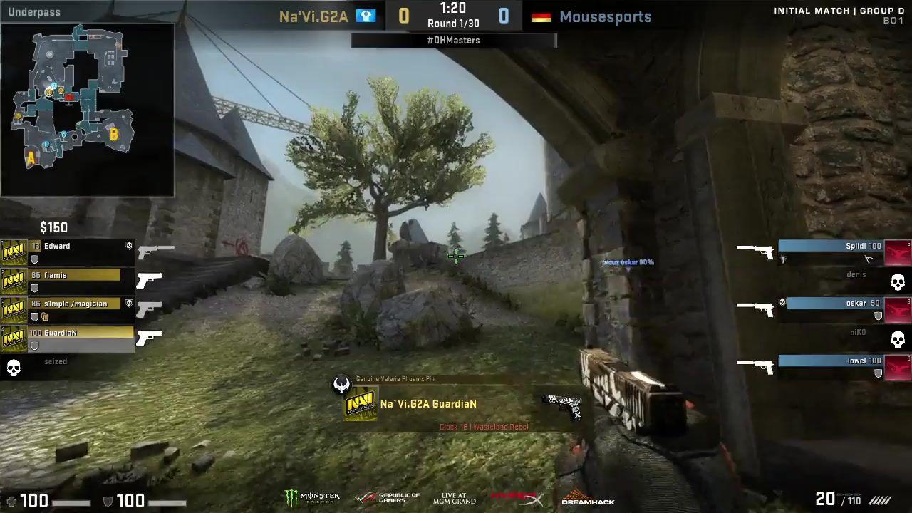 oskar gets an accidental kill #games #globaloffensive #CSGO #counterstrike #hltv #CS #steam #Valve #djswat #CS16