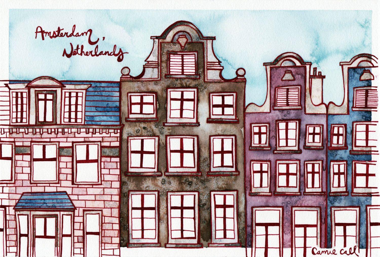 Pin Op Casa Amsterdam