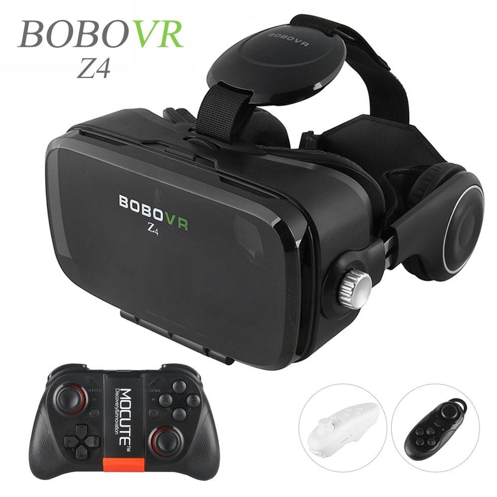 Http Bit Ly 2jzcezr 2016 Hot Google Cardboard Bobovr Z4 Vr 360 Degree 3d Viewing Immersive Experi Virtual Reality Glasses 3d Virtual Reality Virtual Reality