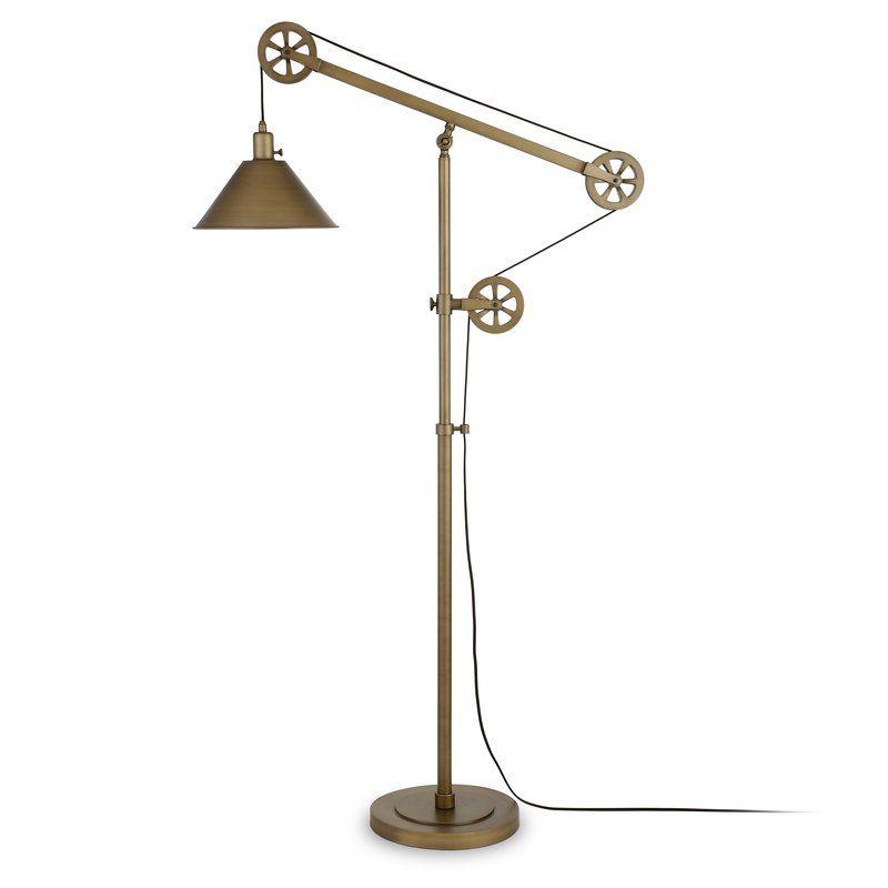 Carlisle 70 Quot Task Reading Floor Lamp Floor Lamp Brass Floor Lamp Swing Arm Floor Lamp