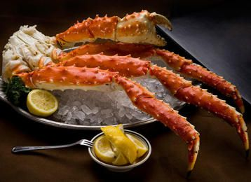 Myrtle Beach Sc Restaurants And Dining King Crab Crab Restaurant Alaskan King Crab