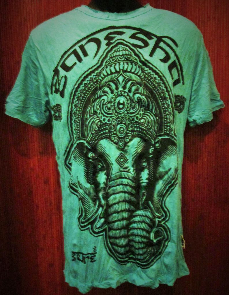 Sure design t shirts and clothing - Sure Design Ganesha T Shirt