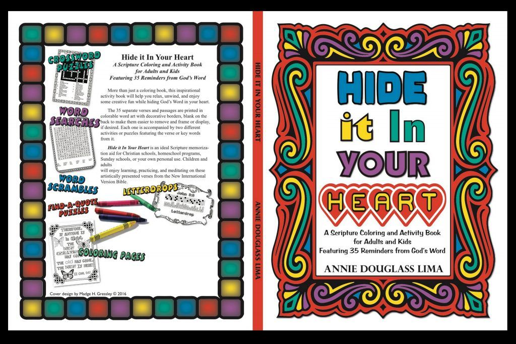 Hide It In Your Heart by Annie Douglass Lima - Mommynificent
