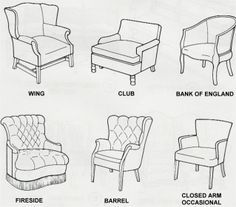 Chapter 11: This Represents Chapter 10 Because It Shows Several Different  Furniture Styles.
