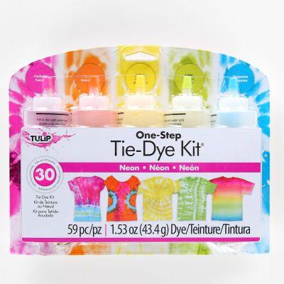 Tulip® One-Step Tie-Dye Kit™- Neon, large