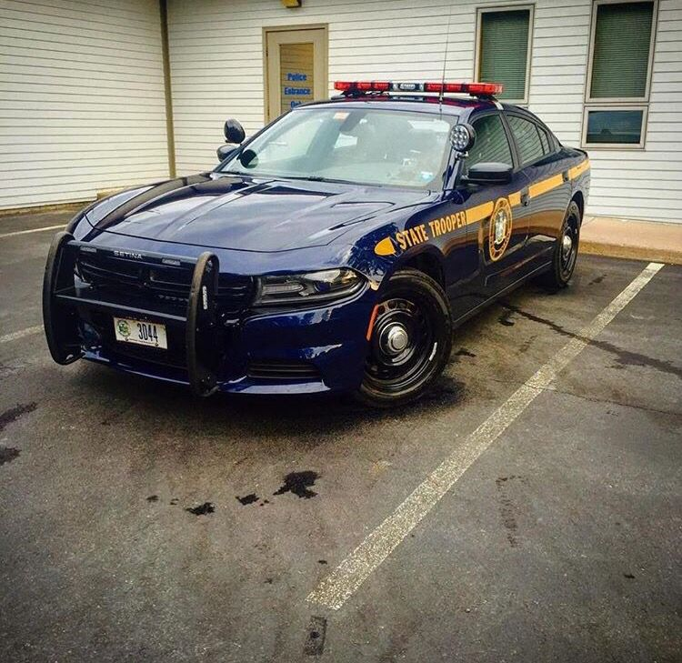 New York State Police State Trooper # 3D44 Dodge Charger