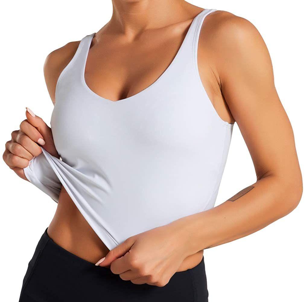 Peeli 2020 Seamless Sports Bra Top Fitness Women Racerback
