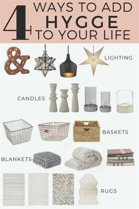 4 Easy Ways to Hygge Your Home - The Learner Observer