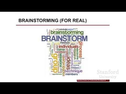 Stanford Webinar Apply Design Thinking In Your Work Design Thinking Webinar Design Business Theories
