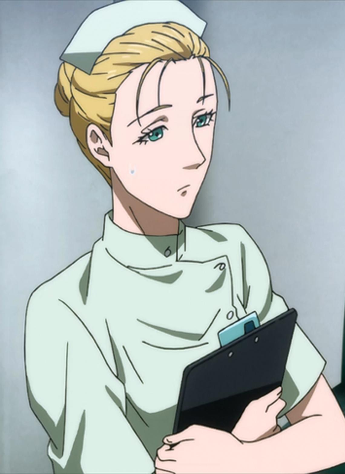 Helen Nurse Anime