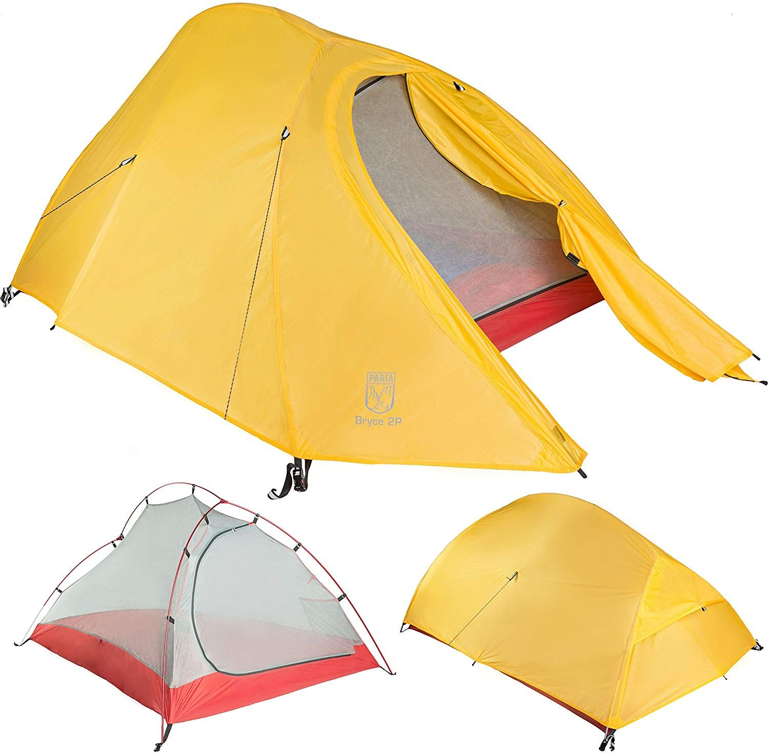 Photo of Paria Outdoor Products Bryce Ultralight Tent and Footprint – Perfect for Backpacking, Kayaking, Camping and Bikepacking