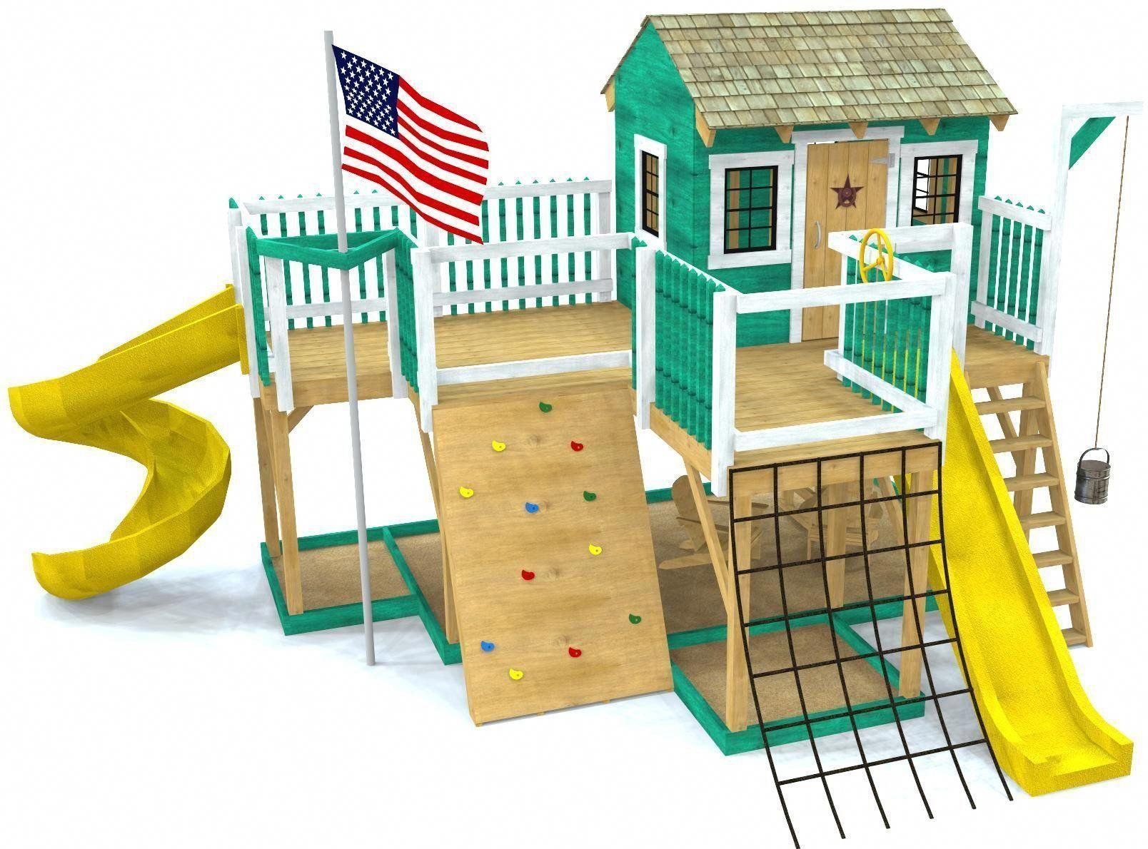 Photo of Plano de la casa de juegos (2 tamaños)