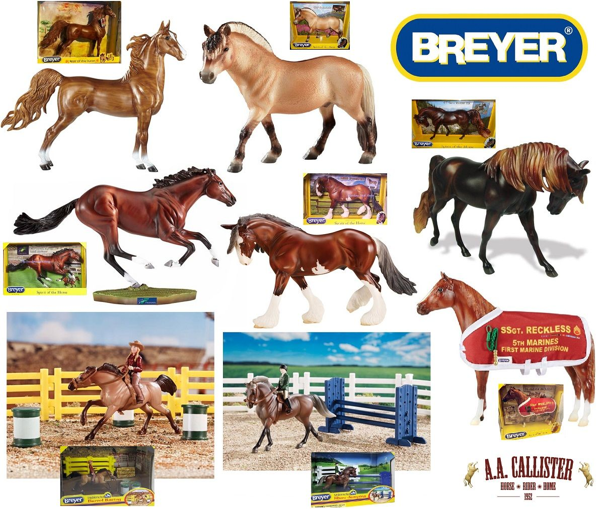 4 3 14 Do You Collect Breyer S How Many Do You Have
