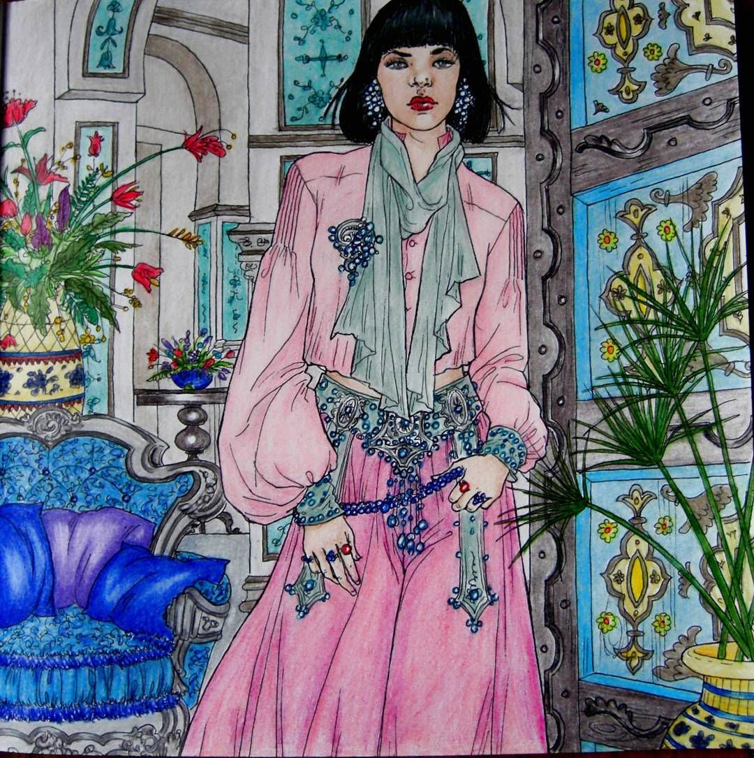 Amren From A Court Of Thorns And Roses With Images Coloring