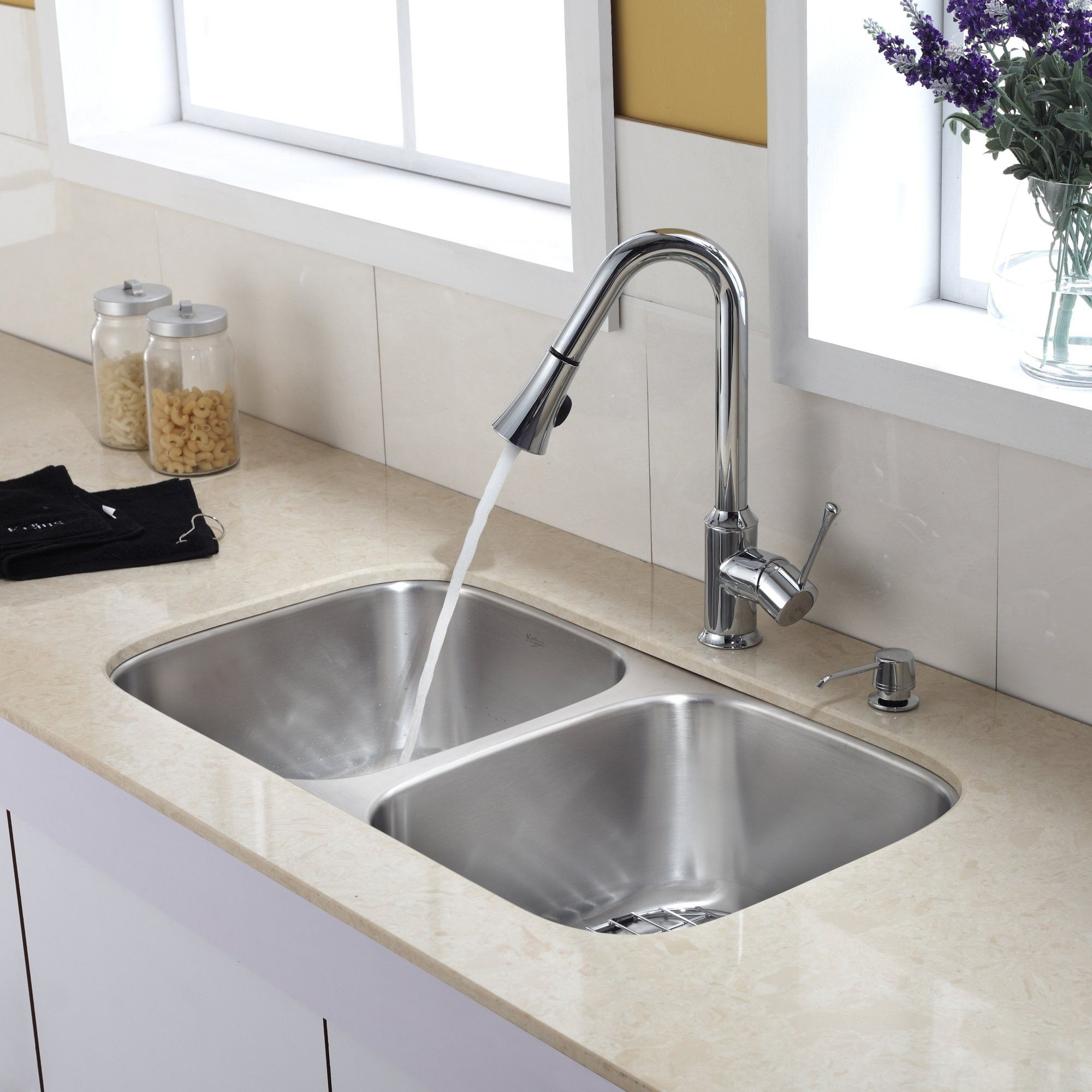 awesome Elegant 4 Piece Kitchen Faucet , discontinued 32 inch ...