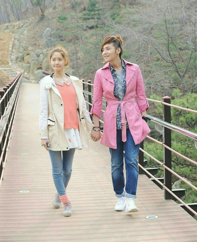 Sukkie and yoona 💟 love rain (con imágenes) | Dramas ...
