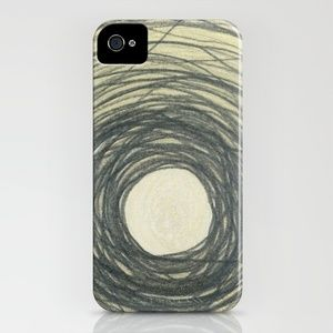 Harvest Moon iPhone Case by Heather Goodwind - $35.00