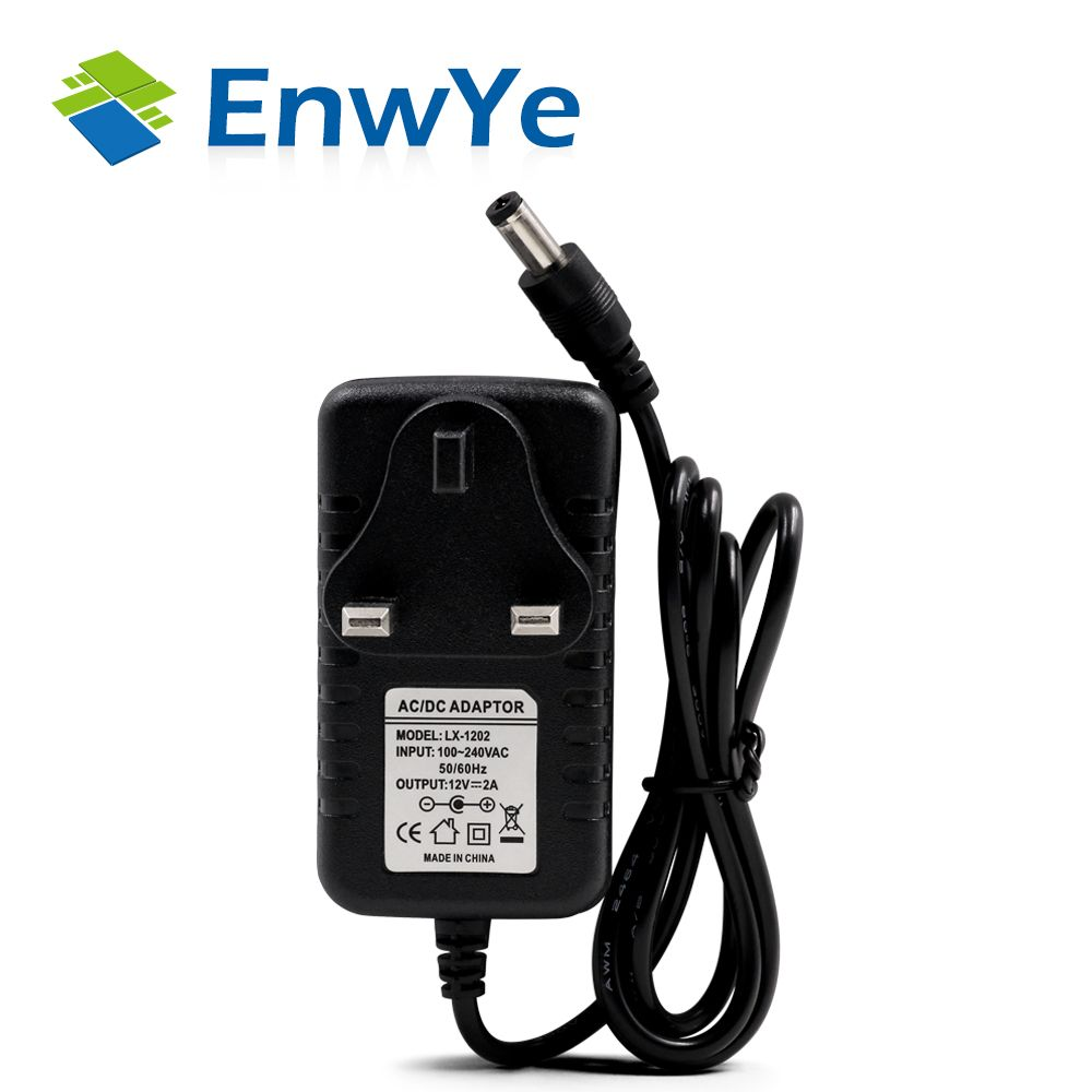 Enwye Eu Us Uk Plug 12v 2a 3a Lighting Transformers 100v 240v Switch Power Supply Adapter Converter For Rgb Led S Light Accessories Led Strip Rgb Led