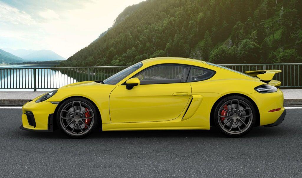 2020 Porsche 718 Cayman GT4 Reviews porsche sportscar