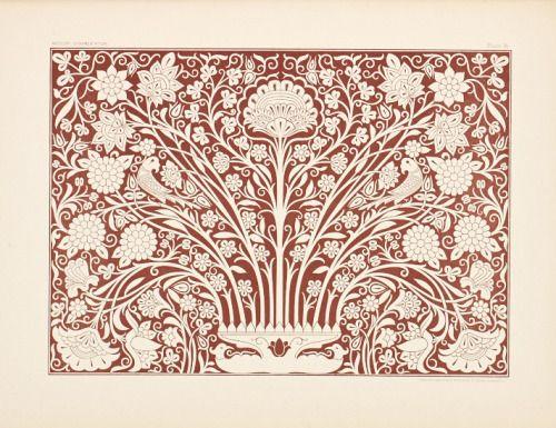 Christopher Dresser, Modern Ornamentation, 1886. England