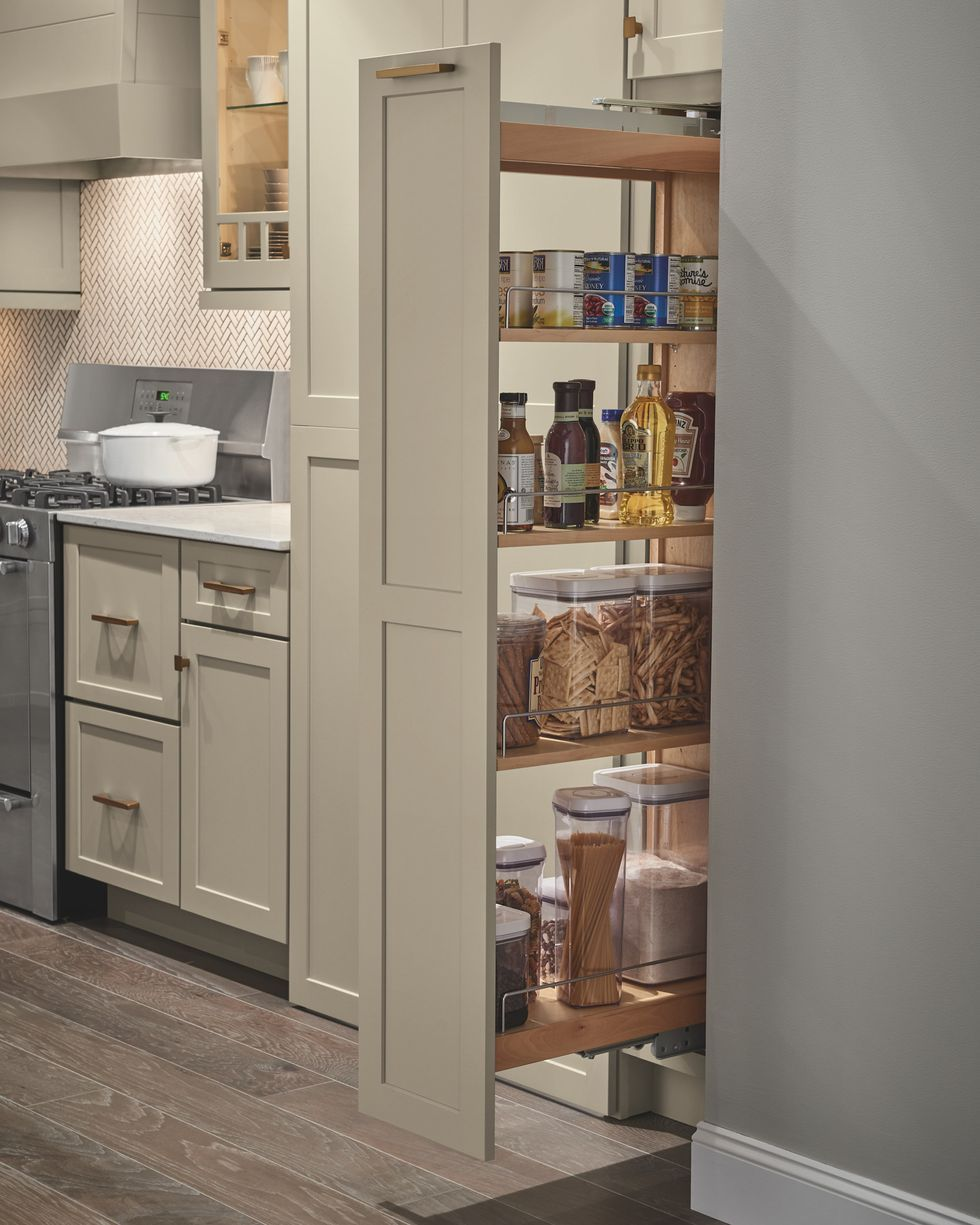 This Brilliant Little Setup Will Keep All Your Counters Cord Free Kitchen Design Small Kitchen Drawers Kitchen Design
