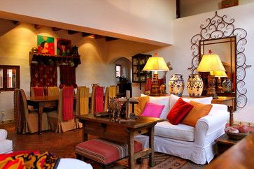 Mexican Decorating Ideas | Mexican Art Design Ideas, Pictures, Remodel, And  Decor