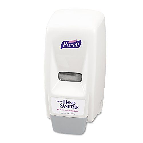 Purell 962112 Bag In Box Hand Sanitizer Dispenser 800ml 5 5 8w X