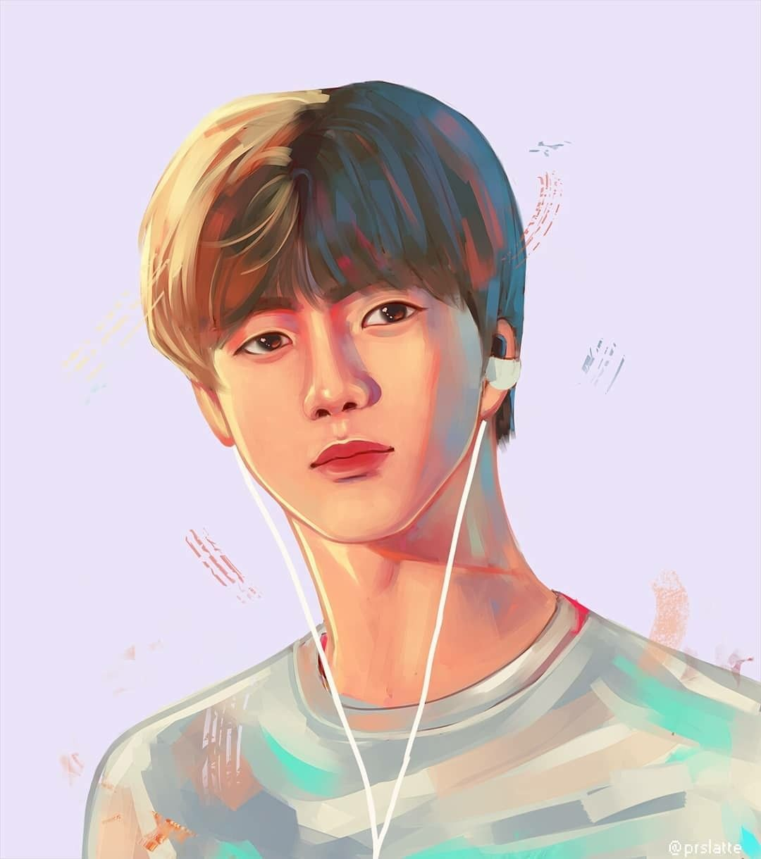 Na Jaemin Fanart Nct Jaemin Fanart Drawing Kpop Guy Anime Sketsa Gambar Membuat Sketsa