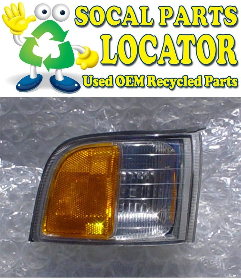 1991 Used Acura Legend Sedan SoCal Parts Locator OEM