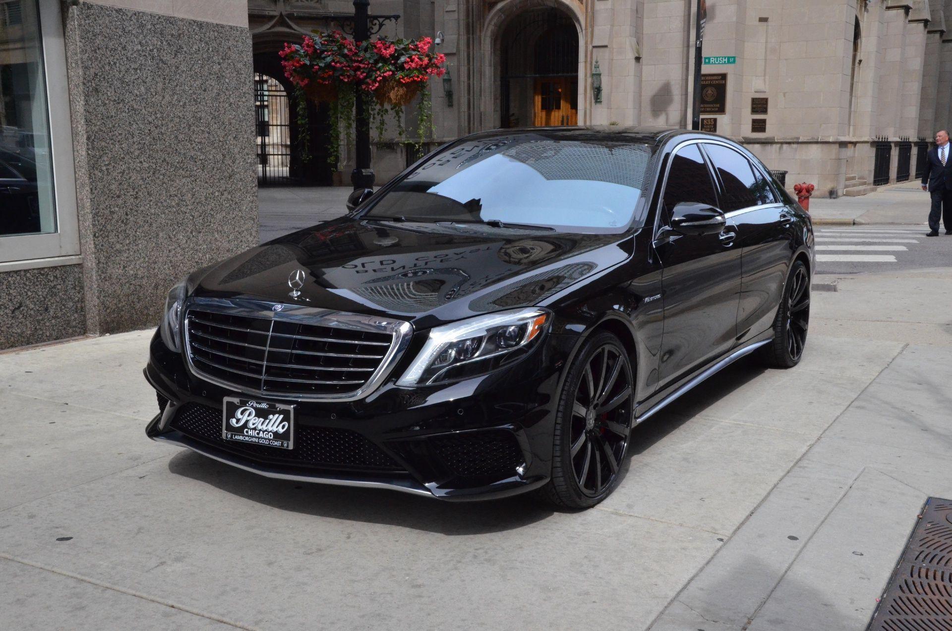 2014 mercedes benz s class - Mercedes Benz 2014 S Class Black