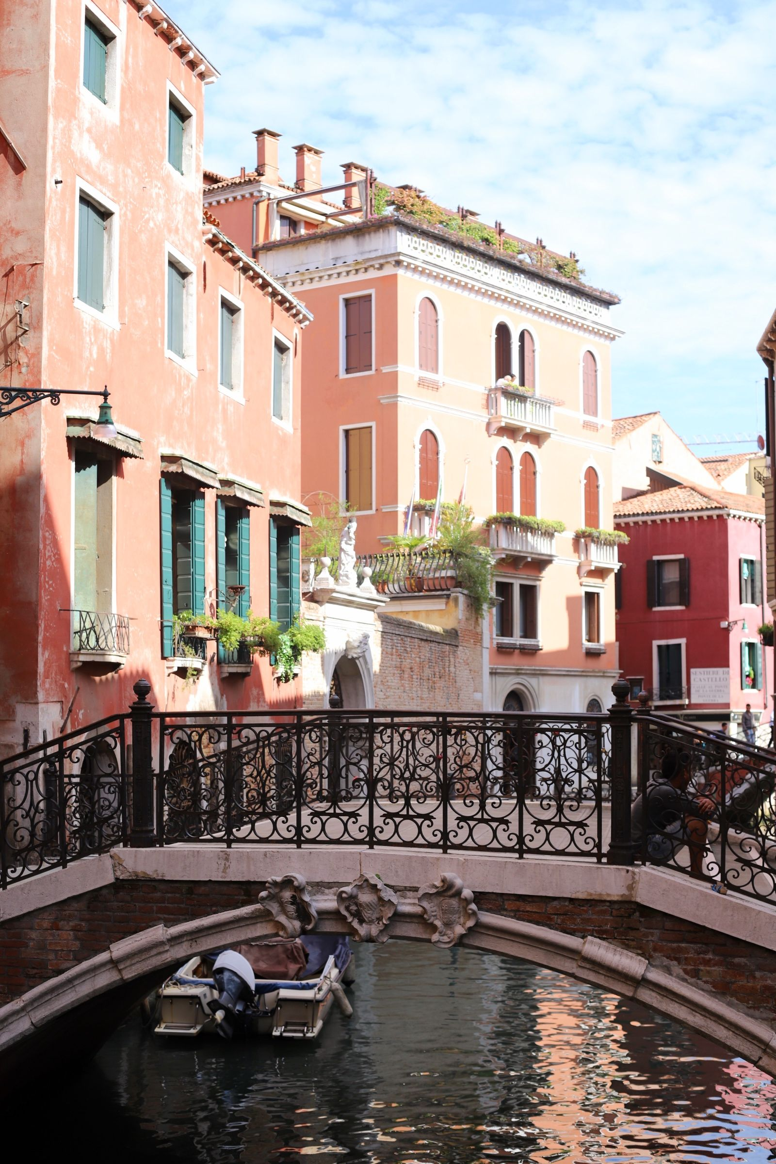 Rooftop Terraces & Gondolas in Venice | Venice tours ...